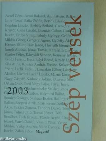 Szép versek 2003