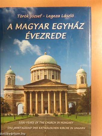A magyar egyház évezrede