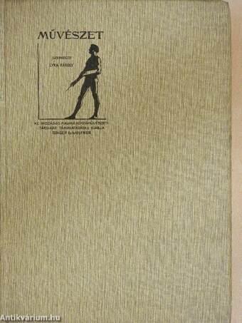 Művészet 1911/1-10.