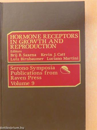 Hormone Receptors in Growth and Reproduction