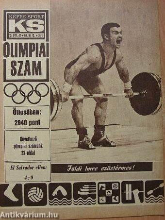 Képes Sport 1968. október 15.