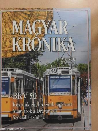Magyar Krónika 2018. szeptember