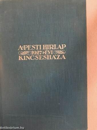 A Pesti Hirlap Kincsesháza 1927.
