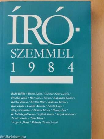 Írószemmel 1984
