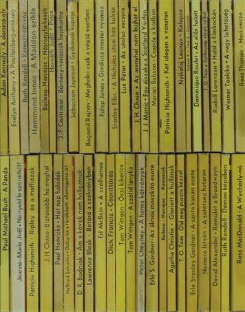"""""""45 kötet az Albatrosz könyvek sorozatból (nem teljes sorozat)"""""""