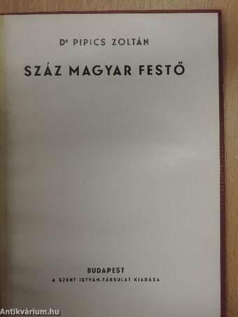 Száz magyar festő