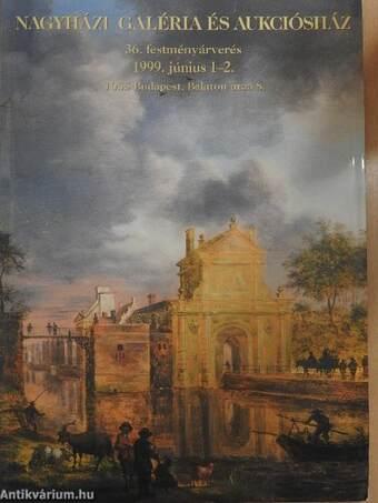 Nagyházi Galéria és Aukciósház 36. festményárverés