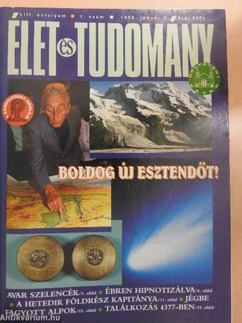 Élet és Tudomány 1998. január-december