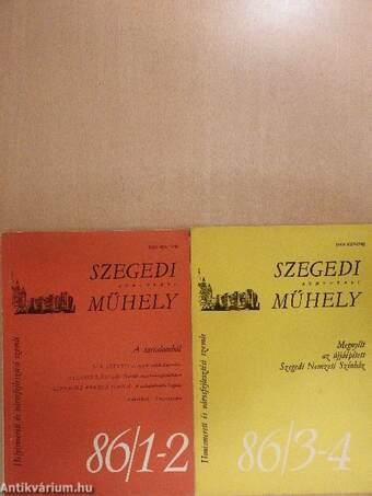 Szegedi Könyvtári Műhely 1986/1-4.