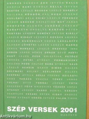 Szép versek 2001