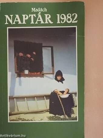 Naptár 1982