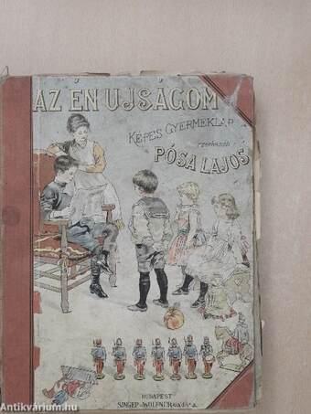 Az Én Ujságom 1906. január-junius (fél évfolyam) (rossz állapotú)