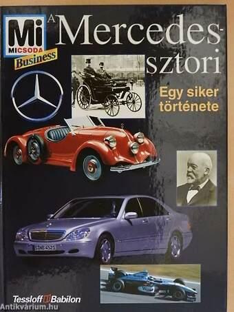 A Mercedes-sztori