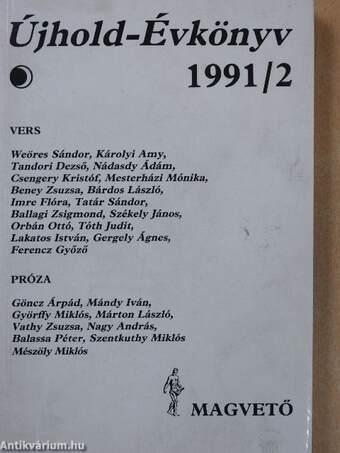Újhold-Évkönyv 1991/2