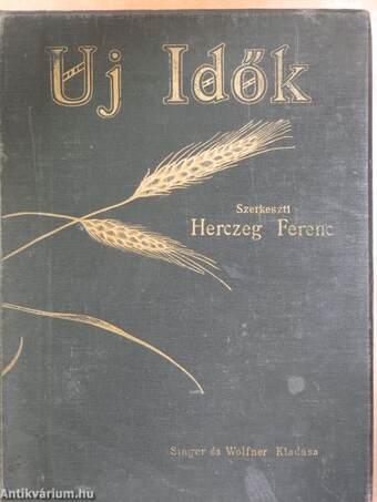 Uj Idők 1938. július-december (fél évfolyam)
