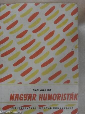 Magyar humoristák