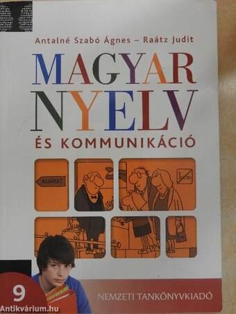 Magyar nyelv és kommunikáció 9.