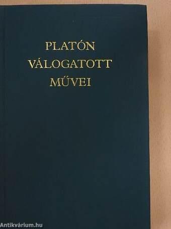 Platón válogatott művei