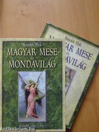 Magyar mese- és mondavilág II/1-2