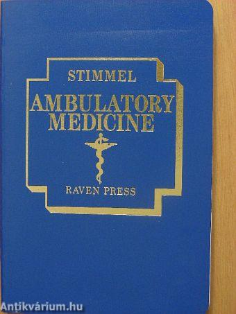 Ambulatory Medicine