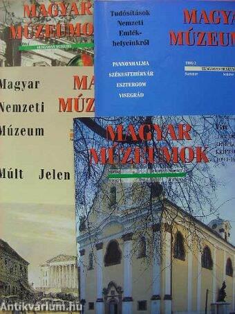 Magyar Múzeumok 1996. tavasz-tél