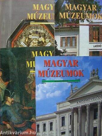 Magyar Múzeumok 1999. tavasz-tél