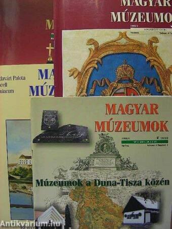 Magyar Múzeumok 1998. tavasz-tél
