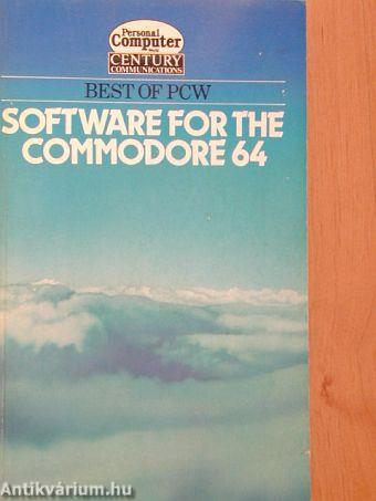 Software for the Commodore 64