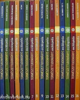 Természettudományi enciklopédia 1-16.