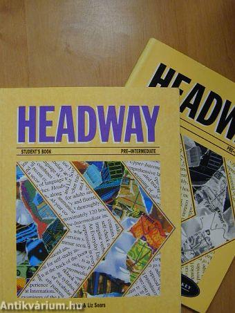 pre-intermediate headway pdf student book