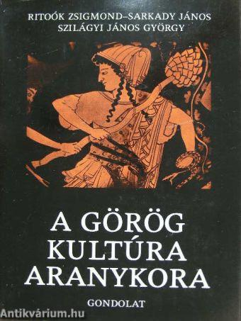 A görög kultúra aranykora