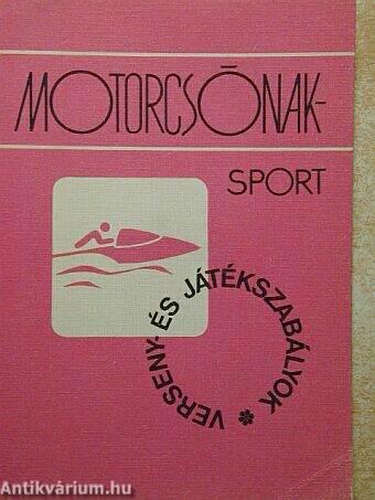Motorcsónaksport