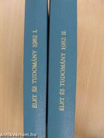 Élet és Tudomány 1982. január-december I-II.