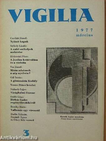 Vigilia 1977. március