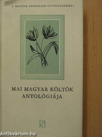 Mai magyar költők antológiája