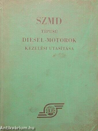 Diesel motor leállítása