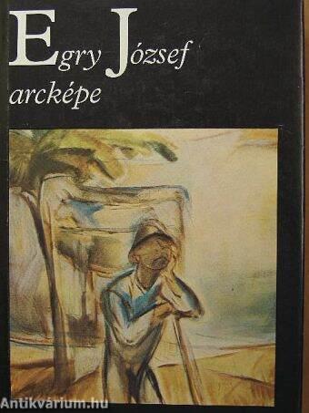 Egry József arcképe