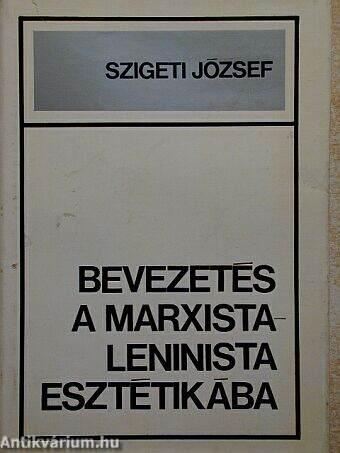 Bevezetés a marxista-leninista esztétikába