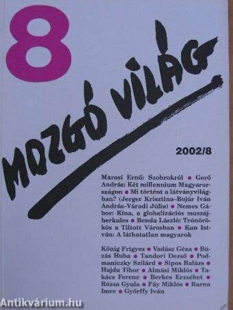 Mozgó Világ 2002. augusztus