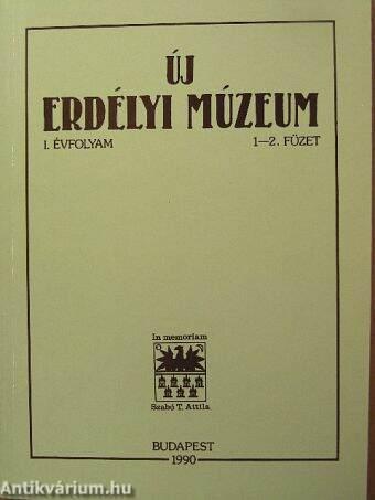 Új Erdélyi Múzeum
