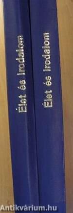 Élet és Irodalom 1988. (nem teljes évfolyam) I-II.