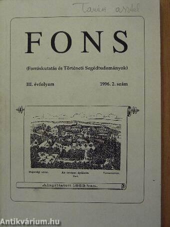 FONS 1996/2.