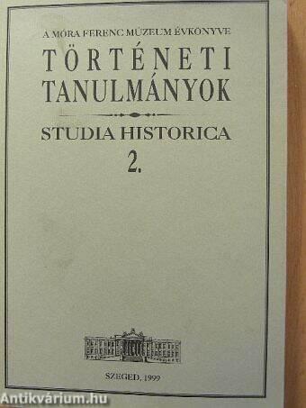 Történeti tanulmányok 2.