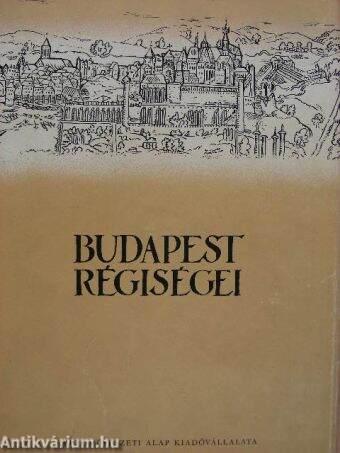 Budapest régiségei XVI.