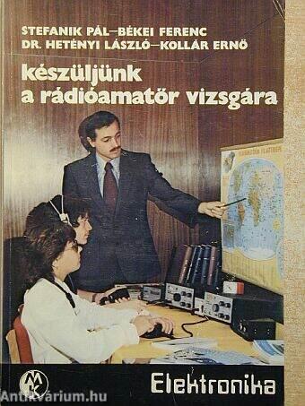 Készüljünk a rádióamatőr-vizsgára