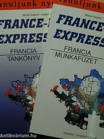 France-Euro-Express 2. - Tank�nyv/Munkaf�zet