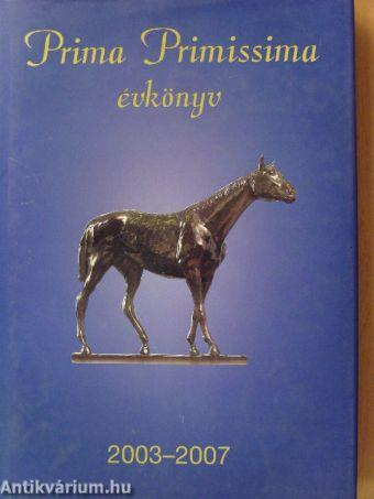 Prima Primissima évkönyv 2003-2007.