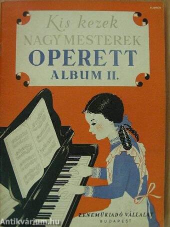 Operett album II.