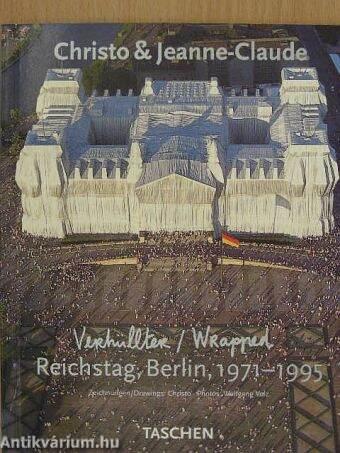 christo yavacheff verh llter wrapped reichstag berlin. Black Bedroom Furniture Sets. Home Design Ideas