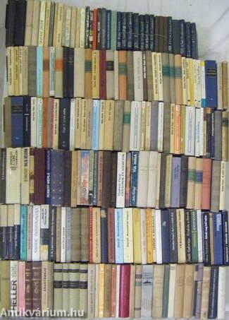 """""""200 kötet világirodalmi regény"""""""